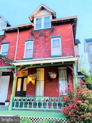 822 W Marshall Street, NORRISTOWN, PA 19401 (#PAMC697346) :: The John Kriza Team