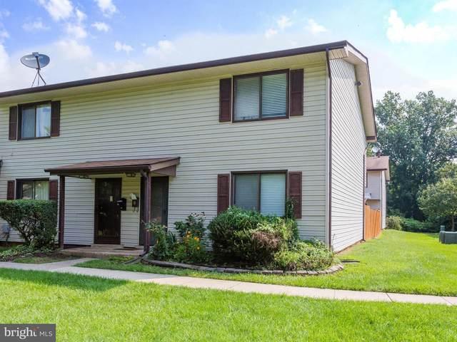 8422 Alameda Court #68, ALEXANDRIA, VA 22309 (#VAFX1209238) :: Jennifer Mack Properties