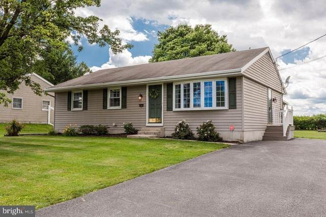 2208 High Street, ELIZABETHTOWN, PA 17022 (#PALA184012) :: Realty ONE Group Unlimited