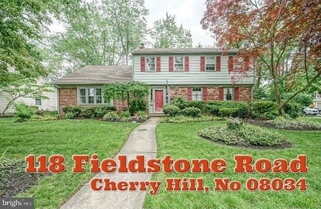 118 Fieldstone Road, CHERRY HILL, NJ 08034 (#NJCD422298) :: The Paul Hayes Group | eXp Realty