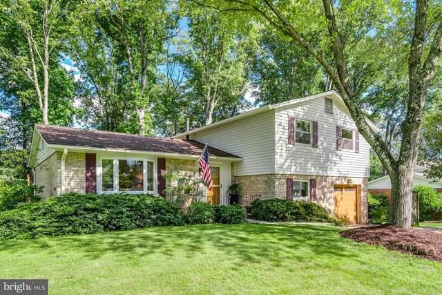 10015 Eastlake Drive, FAIRFAX, VA 22032 (#VAFX1209250) :: The Piano Home Group