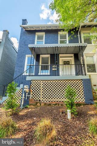203 V Street NE, WASHINGTON, DC 20002 (#DCDC526720) :: The Miller Team