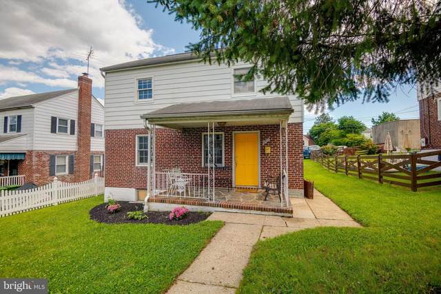 4707 Blue Ridge Avenue, BALTIMORE, MD 21206 (#MDBA555168) :: Berkshire Hathaway HomeServices McNelis Group Properties