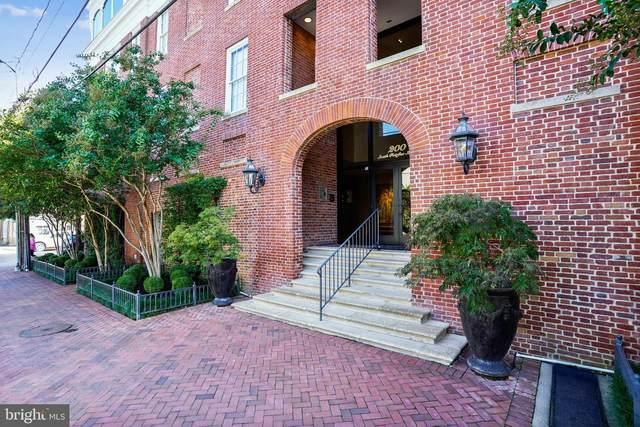 200 S Fairfax Street #16, ALEXANDRIA, VA 22314 (#VAAX261152) :: The Dailey Group