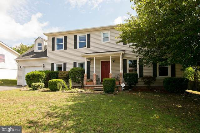 108 Mill Race Drive, WINCHESTER, VA 22602 (#VAFV164810) :: ExecuHome Realty