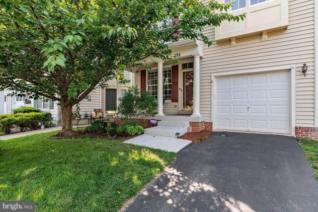 325 Tannery Drive, GAITHERSBURG, MD 20878 (#MDMC763870) :: Century 21 Dale Realty Co