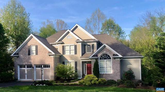 3 Old Farm Road, CHARLOTTESVILLE, VA 22903 (#618691) :: The Putnam Group