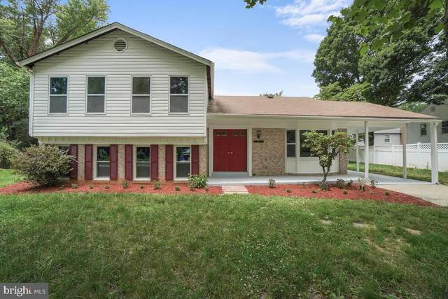 6 Blue Valley Court, SILVER SPRING, MD 20904 (#MDMC763880) :: The Gus Anthony Team
