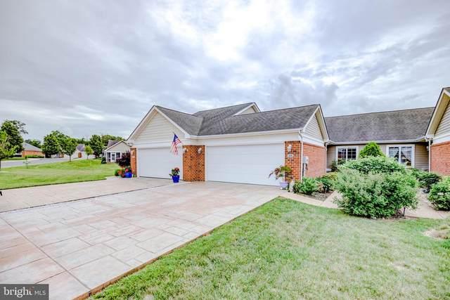 119 Daniel Court, STRASBURG, VA 22657 (#VASH122602) :: Berkshire Hathaway HomeServices McNelis Group Properties