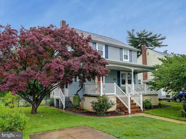 5525 Ashbourne Road, BALTIMORE, MD 21227 (#MDBC532716) :: The Piano Home Group