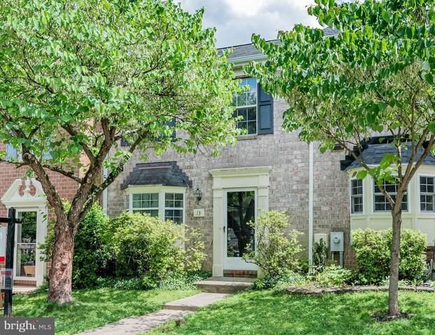 13 Bryans Mill Way, BALTIMORE, MD 21228 (#MDBC532718) :: Colgan Real Estate