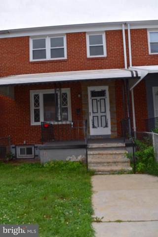 1917 Larkhall Road, BALTIMORE, MD 21222 (#MDBC532720) :: The Dailey Group