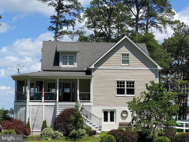 6209 Twin Point Cove Road, CAMBRIDGE, MD 21613 (#MDDO127614) :: Shamrock Realty Group, Inc
