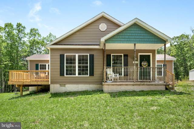 1060 Pack Horse Road, WINCHESTER, VA 22603 (#VAFV164814) :: The Maryland Group of Long & Foster Real Estate