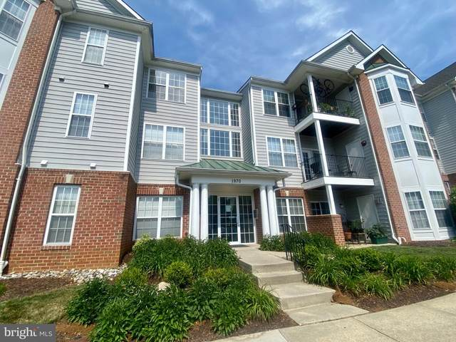 1970 Scotts Crossing Way #301, ANNAPOLIS, MD 21401 (#MDAA471926) :: The Miller Team