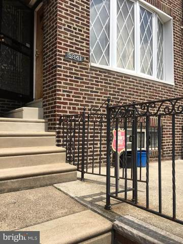 5841 Theodore Street, PHILADELPHIA, PA 19143 (#PAPH1027760) :: Nesbitt Realty