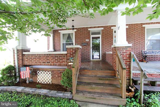 437 S Main Street, RED LION, PA 17356 (#PAYK160468) :: Erik Hoferer & Associates