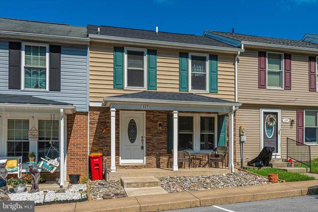 117 Valley View, BOONSBORO, MD 21713 (#MDWA180492) :: The Licata Group / EXP Realty
