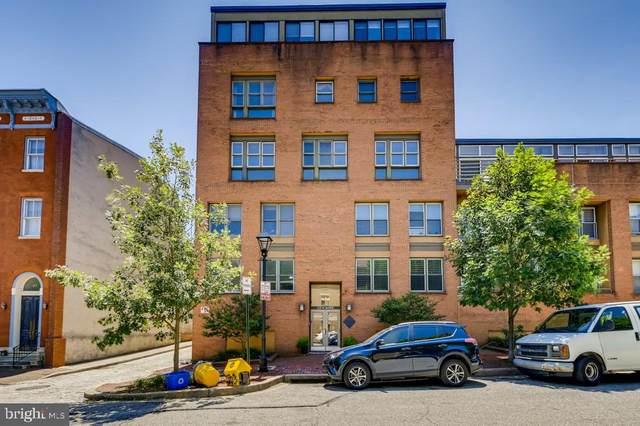 123 W Barre Street #104, BALTIMORE, MD 21201 (#MDBA555182) :: Sunrise Home Sales Team of Mackintosh Inc Realtors