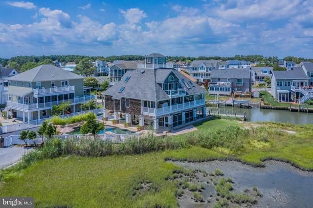 12627 Quay Lane, OCEAN CITY, MD 21842 (#MDWO123204) :: EXIT Realty Ocean City
