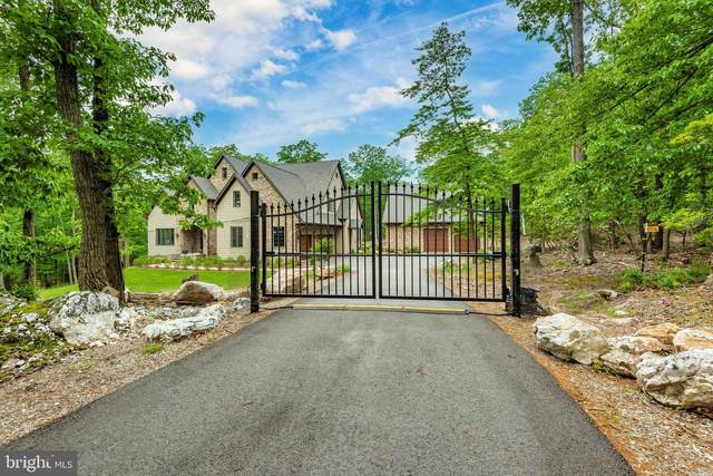 7822 Jackson Mountain Drive, FREDERICK, MD 21702 (#MDFR284324) :: McClain-Williamson Realty, LLC.