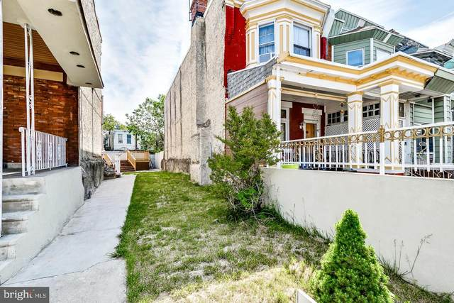 1429 S 54TH Street, PHILADELPHIA, PA 19143 (#PAPH1027784) :: The Dailey Group