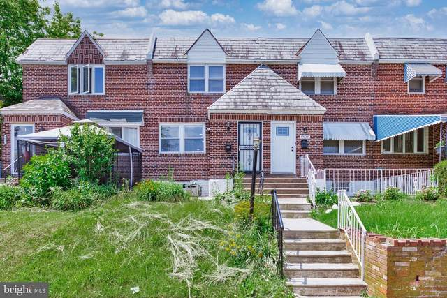 8634 Bayard Street, PHILADELPHIA, PA 19150 (#PAPH1027790) :: Nesbitt Realty