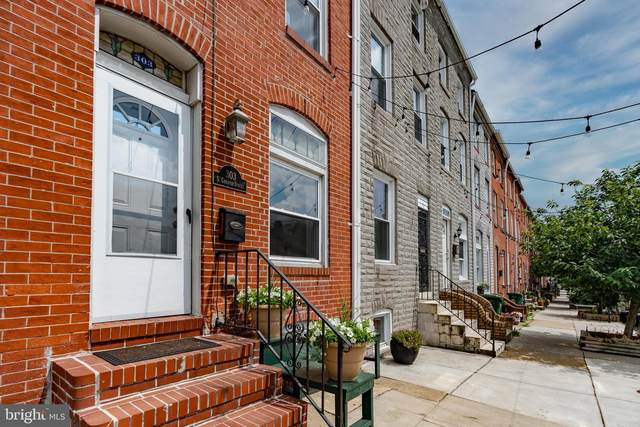 303 S Chester Street, BALTIMORE, MD 21231 (#MDBA555190) :: The Mike Coleman Team