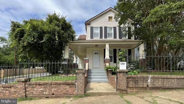 CAPITOL HEIGHTS, MD 20743 :: Crews Real Estate