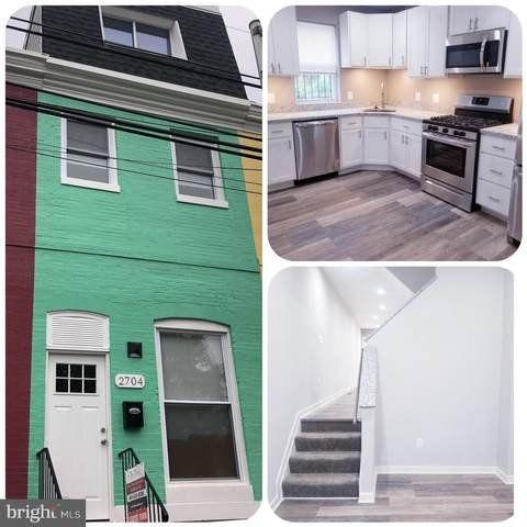 2704 Mathews Street, BALTIMORE, MD 21218 (#MDBA555194) :: Corner House Realty