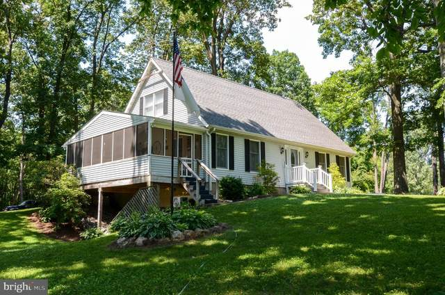 4203 Norrisville Road, WHITE HALL, MD 21161 (#MDHR261292) :: Corner House Realty