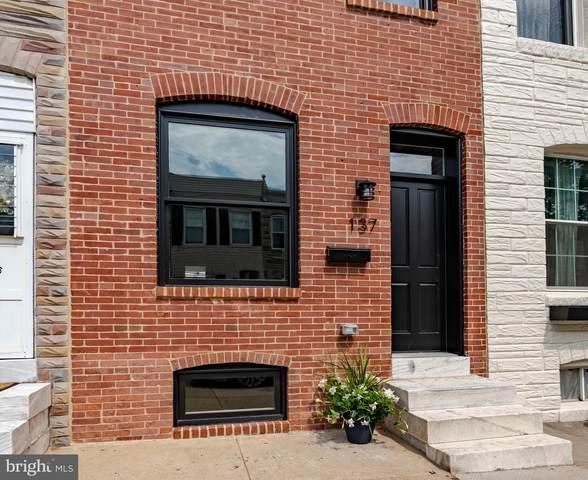 137 N Curley Street, BALTIMORE, MD 21224 (#MDBA555200) :: Shamrock Realty Group, Inc