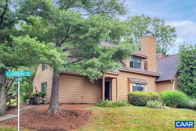 23 Ridgeview Circle, CHARLOTTESVILLE, VA 22902 (#618698) :: The Maryland Group of Long & Foster Real Estate