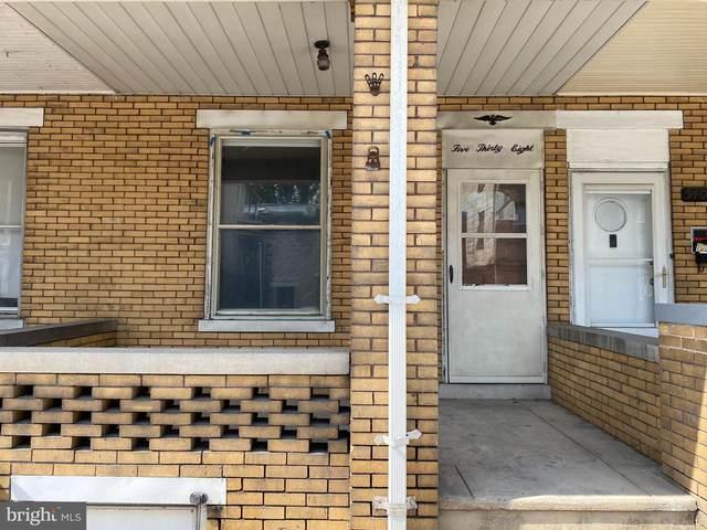 538 N Front Street, STEELTON, PA 17113 (#PADA134568) :: REMAX Horizons