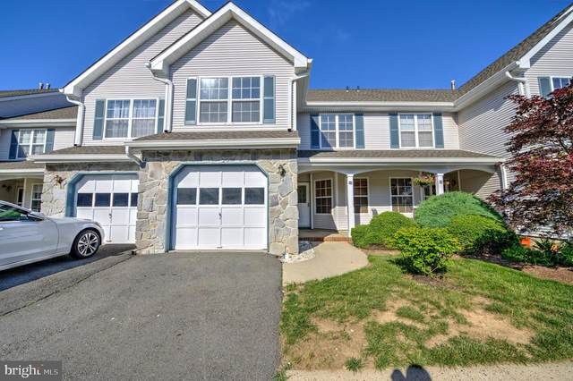 94 Jill Court, MONMOUTH JUNCTION, NJ 08852 (#NJMX126944) :: Linda Dale Real Estate Experts
