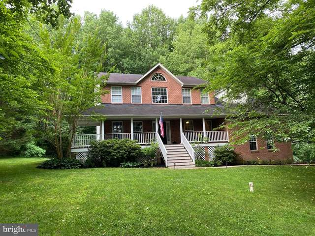 9240 Baker Street, OWINGS, MD 20736 (#MDCA183552) :: The Licata Group / EXP Realty