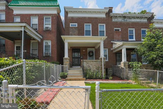 788 Linnard Street, BALTIMORE, MD 21229 (#MDBA555210) :: Corner House Realty