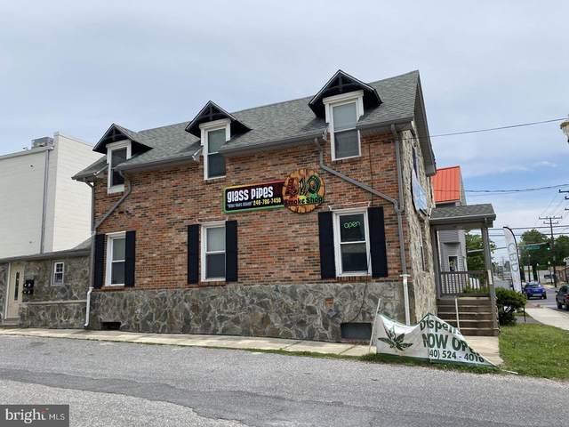 105 2ND Street, LAUREL, MD 20707 (#MDPG610214) :: Corner House Realty