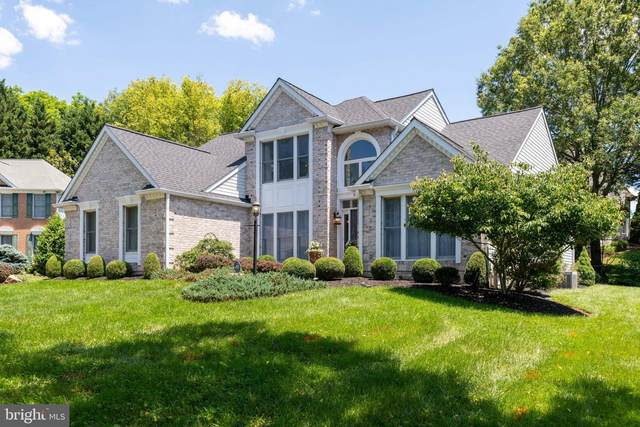 8605 Country Brooke Way, LUTHERVILLE TIMONIUM, MD 21093 (#MDBC532778) :: New Home Team of Maryland