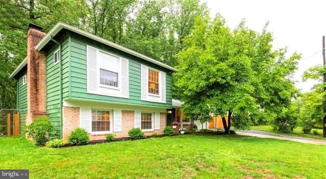 6703 Mccahill Terrace, LAUREL, MD 20707 (#MDPG610226) :: Erik Hoferer & Associates