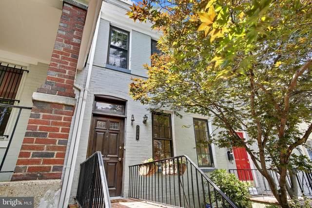 2306 NW 17TH Street NW, WASHINGTON, DC 20009 (#DCDC526762) :: Pearson Smith Realty