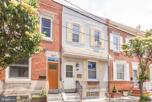 1409 S Percy Street, PHILADELPHIA, PA 19147 (#PAPH1027850) :: Mortensen Team
