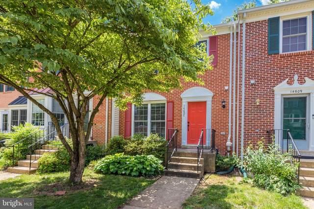 14607 Flower Hill Court, CENTREVILLE, VA 20120 (#VAFX1209424) :: The Vashist Group