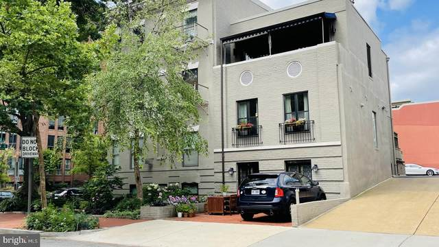 2101 N Street NW T5, WASHINGTON, DC 20037 (#DCDC526764) :: Crossman & Co. Real Estate
