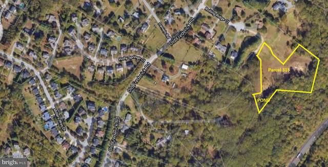 Rolling Ridge Court, ELLICOTT CITY, MD 21043 (#MDHW296342) :: AJ Team Realty