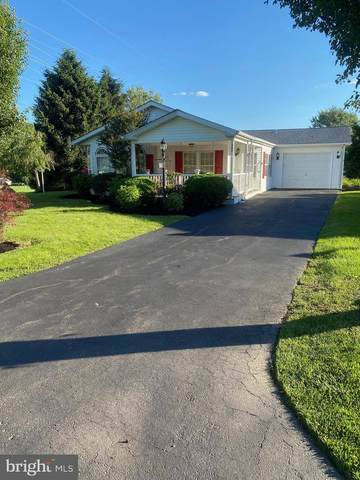 571 Bent Pine Circle, NEW HOPE, PA 18938 (#PABU530392) :: Blackwell Real Estate