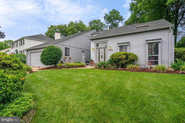 11900 Blue Spruce Road, RESTON, VA 20191 (#VAFX1209434) :: The Piano Home Group