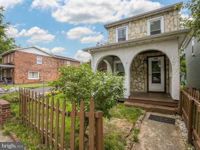 546 N Kent Street, WINCHESTER, VA 22601 (#VAWI116374) :: Berkshire Hathaway HomeServices McNelis Group Properties