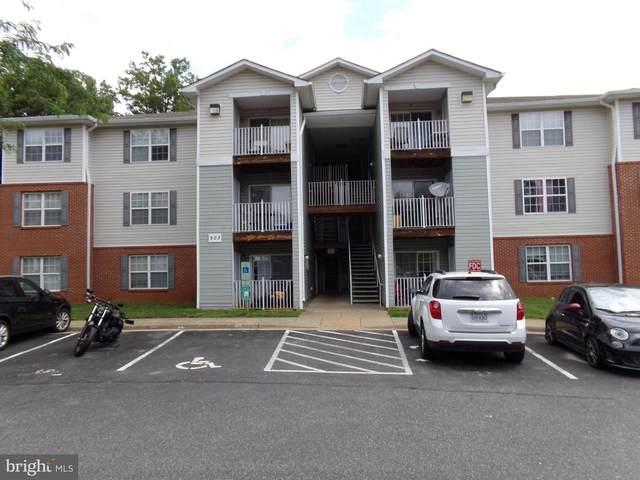 503 Garrison Woods Drive #112, STAFFORD, VA 22556 (#VAST233552) :: The Sky Group