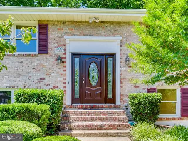 702 Edgehill Drive, BEL AIR, MD 21014 (#MDHR261302) :: Network Realty Group